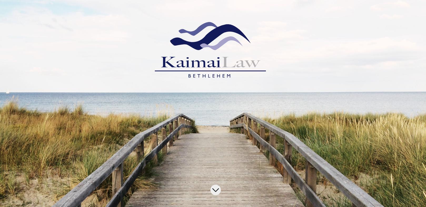 New Website for Kaimai Law Bethlehem