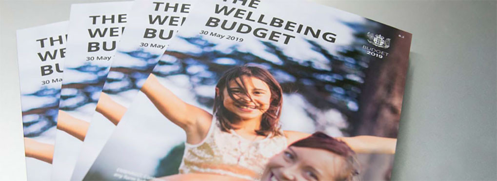 The Wellbeing Budget 2019